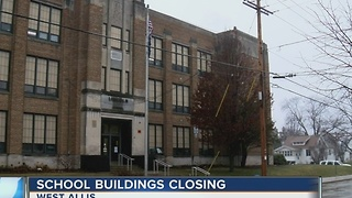 West Allis-West Milwaukee school district proposes consolidation - Video