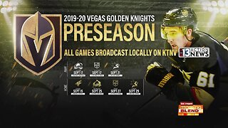 VGK Season Is Here!