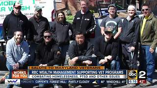 RBC Wealth Management supporting veterans programs in Maryland - Video