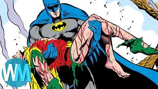 Top 10 Worst Things That Have Ever Happened To Batman - Video
