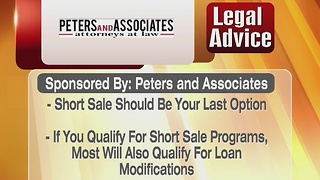 Keep Your Home Legal Advice 11/23/16 - Video