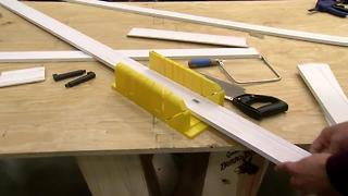 House Calls with James Tully: Cutting baseboards and crown molding - Video
