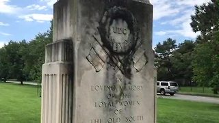 Letter requests removal of KC confederate monument - Video