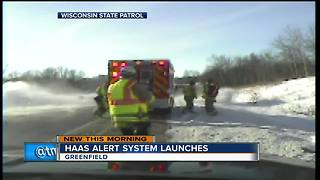 HAAS alert system launches in Greenfield