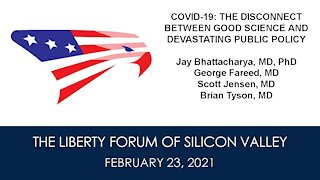 Special Covid19 Panel ~ The Liberty Forum ~ 2-23-2021