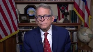 Mike DeWine reflects after a crowd stormed Capitol Hill during the presidential election certification