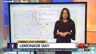 Lemonade Day Bakersfield - Video