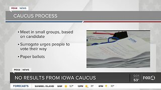 Problems with the Iowa Caucus