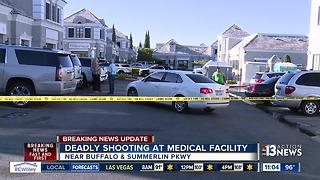 Workers:  Patient opens fire at clinic after denied pain pills - Video