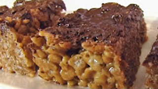 Betty's chocolate crispy cakes: Recipe from Billy Davis - Video