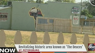 Revitalizing historic African American community in St. Petersburg - Video