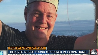 Tampa man murdered in home, car missing - Video
