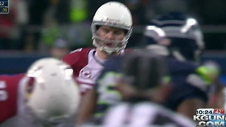 Cardinals defeat Seahawks 34-31 - Video