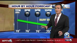 Wednesday night forecast - Video