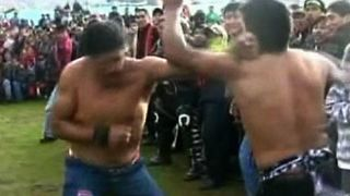 Peru Fighting Festival - Video
