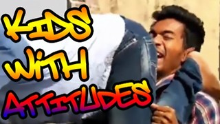 Kids With Attitudes #19 - Video