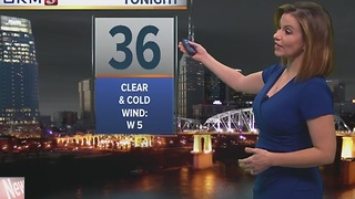 Bree's Evening Forecast: Wednesday, November 30, 2016 - Video