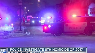 6 homicides, ten days into 2017 - Video