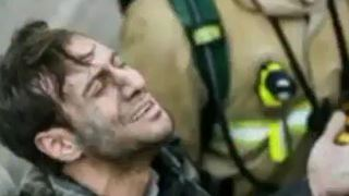 A Song For Firefighters Who Risked Their Lives To Save People in Tehran's Fire - Video
