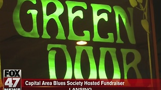 Capital Area Blues Society hosts fundraiser for food bank - Video