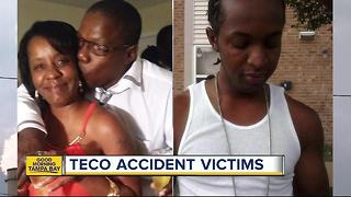 Woman whose husband and son were injured at the TECO power plant speaks out - Video