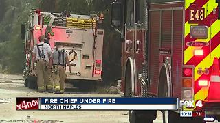 Commission green lights overtime for fire chief - Video