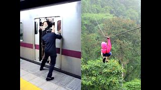 10 Craziest Commutes - Video