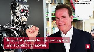 Getting to know Arnold Schwarzenegger | Rare People - Video