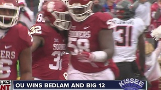 OU Sooners vs OSU Cowboys in Bedlam, and Sugar Bowl and Alamo Bowl preview - Video