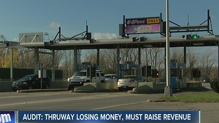 Audit: NYS Thruway losing money, needs new revenue plan - Video