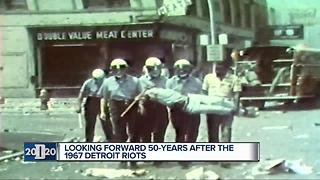 Detroit 1967: The riots by the numbers - Video