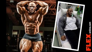 Big Ramy Hospitalized?? - Video