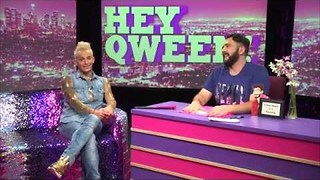 Frankie Grande on Hey Qween with Jonny McGovern - Video