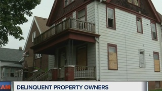 I-Team: Mayor supports city suing delinquent property owners - Video