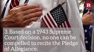 5 Facts About The Pledge Of Allegiance | Rare Life - Video