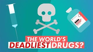 The deadly drugs causing chaos in Canada - Video