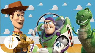 Toy Story In Numbers - Video