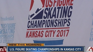 U.S. Figure Skating Championships in Kansas City