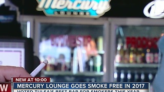 Mercury Lounge To Become 'Smoke Free' in 2017 - Video