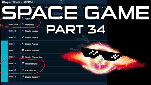 Space Game Part 34 - Extractors!