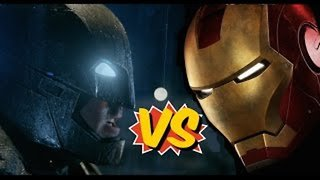 Marvel Vs DC At The Movies | Film Fight - Video