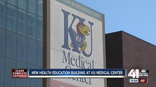 New health education building at KU Medical Center - Video