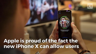 Racism? The iPhone X Apparently Thinks Chinese People Look the Same - Video