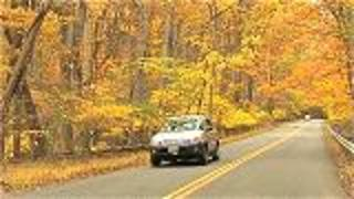 Why A Tire Pressure Monitor System Light Comes On In The Fall - Video