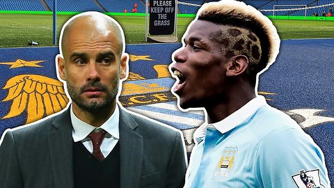 Paul Pogba To Manchester City for £81m?   Transfer Talk