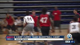 Camp Curry Team Basketball Camp - Video
