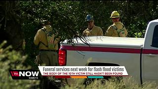 Search continues for man swept away during Payson flash flood