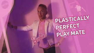 French Ken: Would you play with this real life doll? - Video
