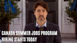 Hiring For The Canada Summer Jobs Program Starts Today & There Are Thousands Of Positions