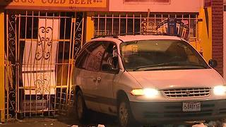 West 65th smash and grab - Video
